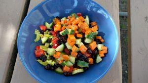 Zdravá večera zo zeleniny