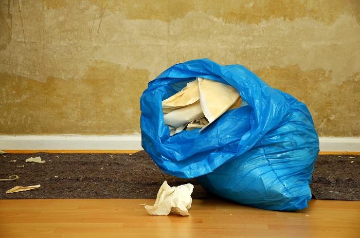 Vrecia na odpad a ich každodenné využitie